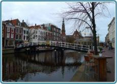Katwijk aan Zee und/ oder Leiden