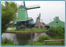Amsterdam & Zaanse Schanz