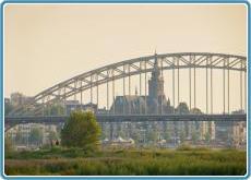 Nijmegen  &  Museumpark Orientalis