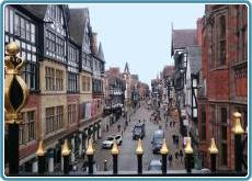 Chester, Wales & Liverpool