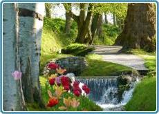 Namur & Wassergarten